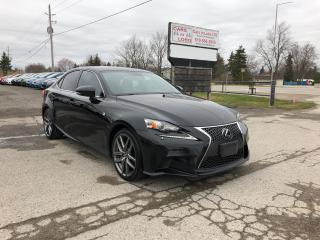 Used 2015 Lexus IS 350 F SPORT 3 for sale in Komoka, ON