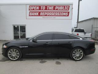 Used 2012 Jaguar XF Supercharged L SUPERCHARGED for sale in Toronto, ON