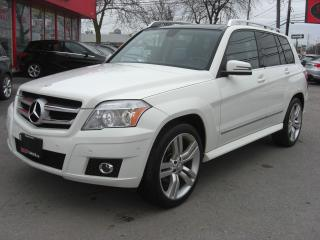 Used 2010 Mercedes-Benz GLK-Class GLK 350 for sale in London, ON