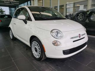 Used 2016 Fiat 500 POP, BLUETOOTH, POWER ACCESSORIES for sale in Edmonton, AB