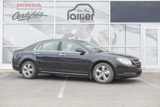Used 2012 Chevrolet Malibu LT édition platine ***JAMAIS ACCIDENTE** for sale in Québec, QC