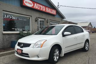 Used 2012 Nissan Sentra 2.0 for sale in London, ON