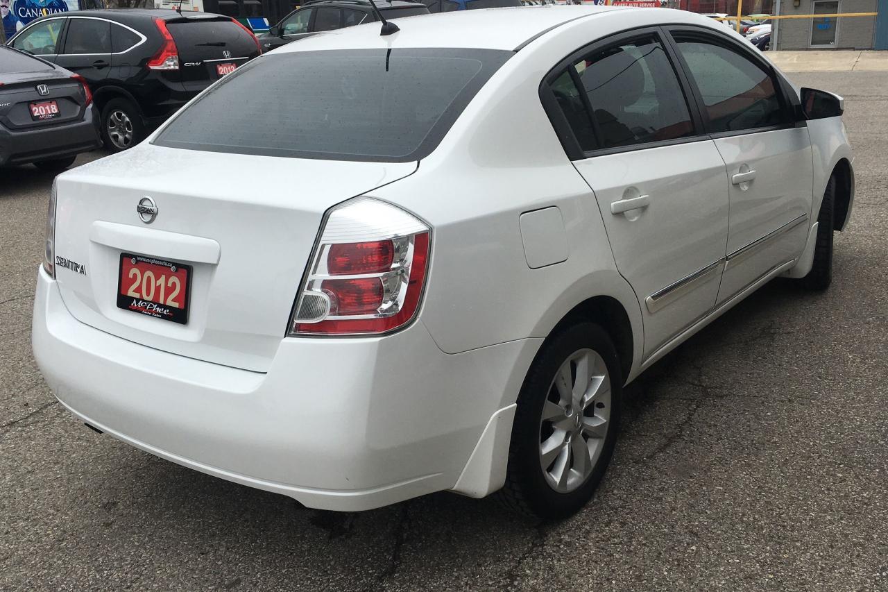 2012 Nissan Sentra