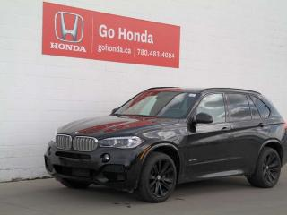 Used 2016 BMW X5 Edrive xDrive40e, M SPORT, PLUG IN HYBRID for sale in Edmonton, AB