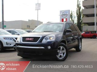 Used 2012 GMC Acadia SLE l Roof l Aluminum Rims for sale in Edmonton, AB