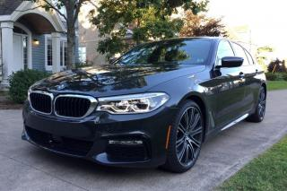 Used 2018 BMW 5 Series 540i xDrive for sale in Carp, ON