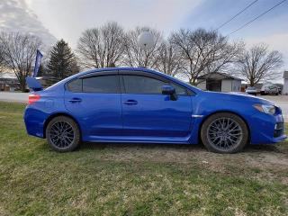 Used 2017 Subaru WRX 4Dr 6sp for sale in Walkerton, ON