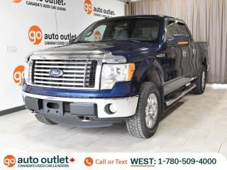 Used 2012 Ford F-150 XLT 4x4 Crew Cab Long Box for sale in Edmonton, AB