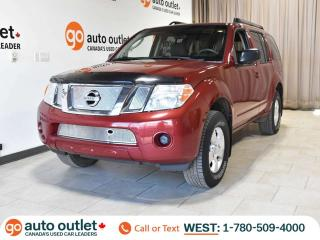 Used 2008 Nissan Pathfinder S 4x4 Auto for sale in Edmonton, AB
