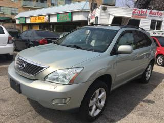 Used 2008 Lexus RX 350 Navigation/Backup Camera/Safety Included Price for sale in Toronto, ON