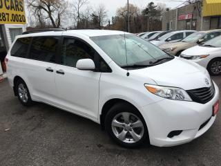 Used 2011 Toyota Sienna for sale in Scarborough, ON