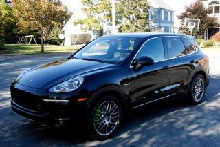 Used 2016 Porsche Cayenne S E-Hybrid for sale in Carp, ON