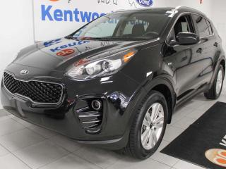 Used 2017 Kia Sportage LX AWD with heated seats and a back up cam for sale in Edmonton, AB