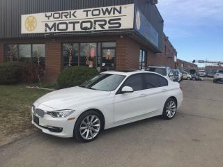 Used 2013 BMW 3 Series 320i xDrive/2.0T/PremiumPack/Nav/Leather/SunRoof for sale in North York, ON