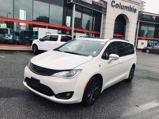 New 2019 Chrysler Pacifica Hybrid LIMI for sale in Richmond, BC