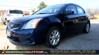 Used 2011 Nissan Sentra 2.0 ALLOY WHEELS CERTIFIED for sale in Oakville, ON