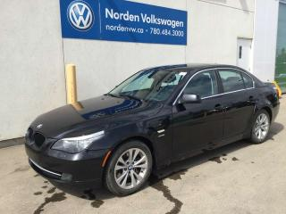 Used 2010 BMW 5 Series 535i xDrive AWD - NAVI / LEATHER / SUNROOF for sale in Edmonton, AB