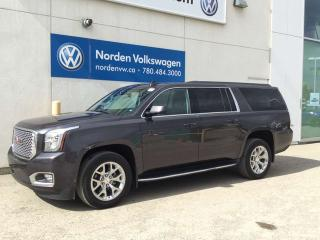 Used 2016 GMC Yukon XL SLT 4WD - for sale in Edmonton, AB