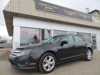 Used 2012 Ford Fusion ALL POWERED,ALLOYS,A/C,BLUETOOTH for sale in Mississauga, ON