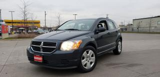 Used 2007 Dodge Caliber Low Km, Auto, 4 door, Warranty available. for sale in Toronto, ON