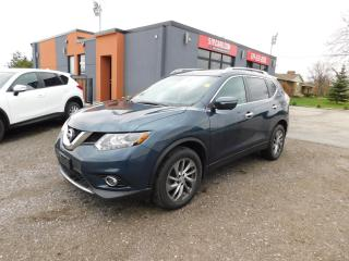 Used 2015 Nissan Rogue SL|360 CAMERA|NAVI|ADAPTIVE CRUISE for sale in St. Thomas, ON