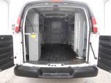 2013 Chevrolet Express 2500 2500HD Cargo 4.8L Loaded Divider Shelving 194,000K
