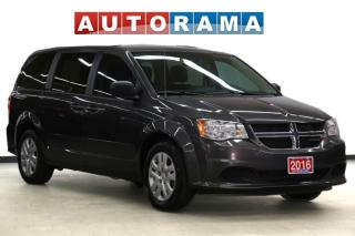 Used 2016 Dodge Grand Caravan SXT STOW & GO 7 PASSENGER for sale in Toronto, ON