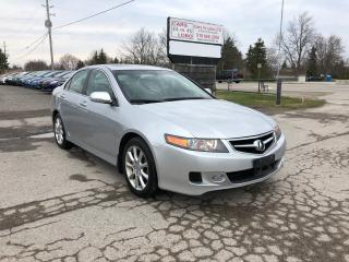 Used 2008 Acura TSX for sale in Komoka, ON