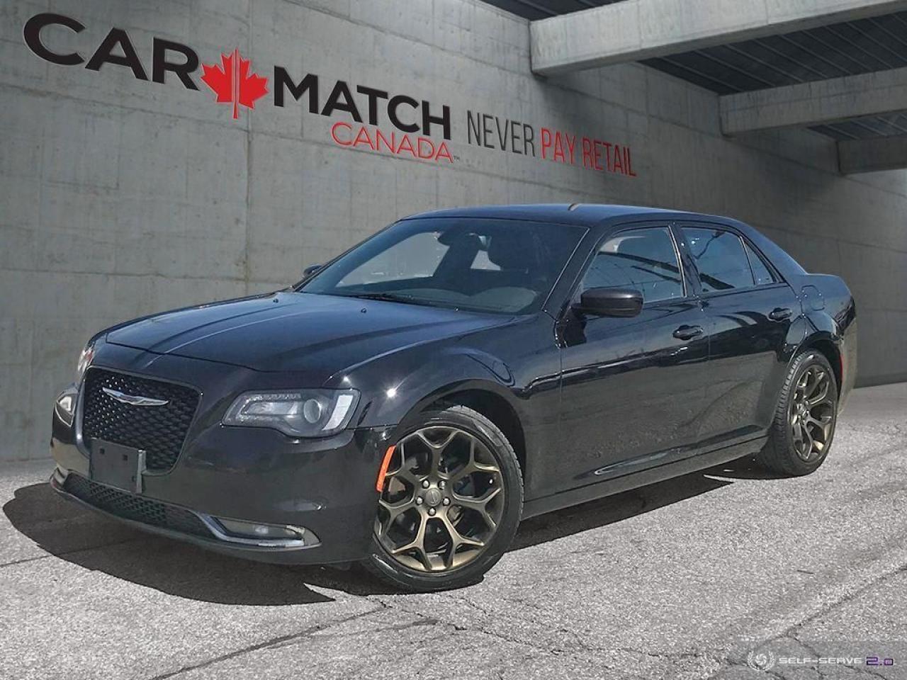 2016 Chrysler 300 300S / NAV / NO ACCIDENTS