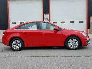 Used 2015 Chevrolet Cruze LT for sale in Jarvis, ON