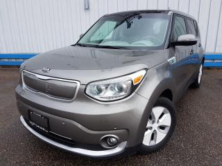 Used 2016 Kia Soul EV Luxury *ELECTRIC* for sale in Kitchener, ON