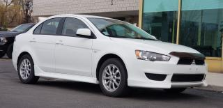 Used 2014 Mitsubishi Lancer Certified,2 yrs warranty,Clean history,SE for sale in Mississauga, ON