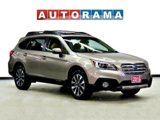 Used 2016 Subaru Outback LIMITED NAVIGATION SUNROOF LEATHER BACKUP CAM for sale in Toronto, ON