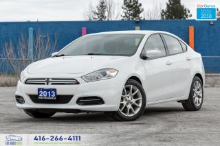Used 2013 Dodge Dart SXT Loaded Fresh Tires + Brakes Certified Serviced for sale in Bolton, ON