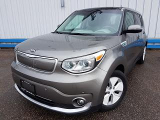 Used 2016 Kia Soul Luxury *ELECTRIC* for sale in Kitchener, ON