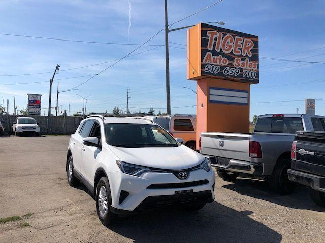 2018 Toyota RAV4 LE***ONLY 7,000 KMS***CAM**LIKE NEW**CERTIFIED