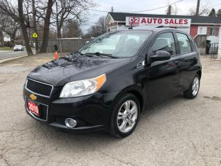 Used 2010 Chevrolet Aveo LT/Comes Certified/Automatic/Sunroof/Gas Saver for sale in Scarborough, ON