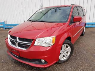 Used 2013 Dodge Grand Caravan CREW *STOW N GO* for sale in Kitchener, ON