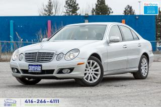 Used 2008 Mercedes-Benz E-Class 3.0L AWD NaviGps Certified Serviced Stunning E300 for sale in Bolton, ON