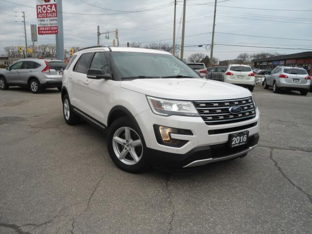 2016 Ford Explorer 4WD NAVIGATION LEATHER PANORAMIC NEW TIRES+ BRAKES