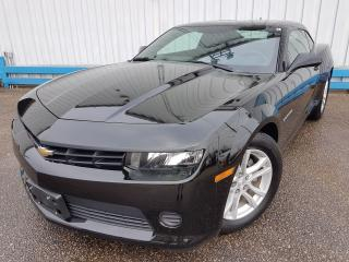 Used 2015 Chevrolet Camaro LS *6-SPEED* for sale in Kitchener, ON