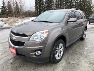 Used 2010 Chevrolet Equinox LT for sale in Stouffville, ON
