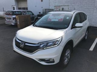 Used 2015 Honda CR-V EX-L for sale in Halifax, NS