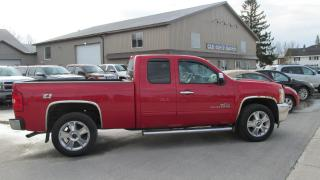 Used 2013 Chevrolet Silverado 1500 LT for sale in Chatsworth, ON