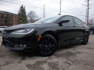 Used 2015 Chrysler 200 S for sale in Whitby, ON