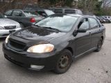 Photo of Black 2003 Toyota Corolla