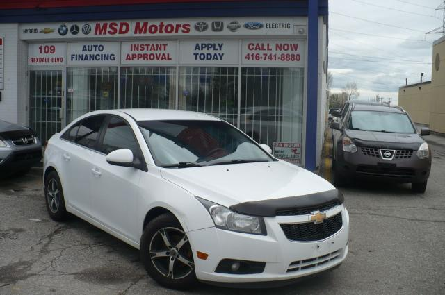 2012 Chevrolet Cruze Eco w/1SA LT