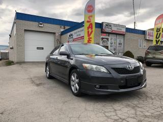 Used 2007 Toyota Camry SE/ACCIDENT FREE, LOW KMS for sale in Oakville, ON