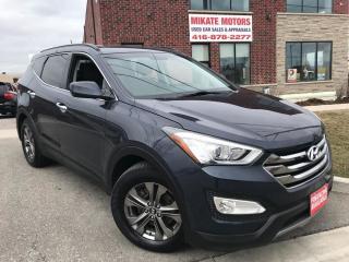 Used 2013 Hyundai Santa Fe SPORT for sale in Rexdale, ON