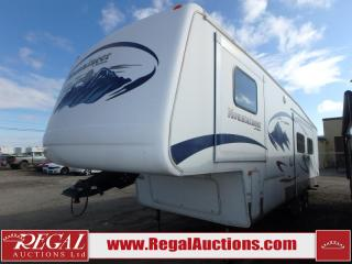 Used 2006 Keystone MONTANA MONTAINEER 319 BHS FIFTH WHEEL for sale in Calgary, AB